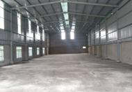 Cho thuê kho, xưởng, tại Dương Đình Nghệ, đã dựng sẵn kho, xe container vào, 1000 - 1500m2