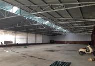 Cho thuê kho xưởng gần đường Vành Đai 3, Quận Cầu Giấy, 1.600m2 chỉ với 67 nghìn/m2/tháng