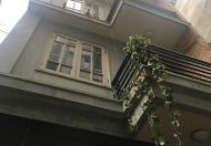 Bán nhà riêng tại số 6, ngõ 224, đường Bưởi, quận Ba Đình, Hà Nội