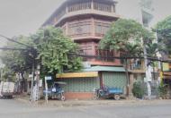 $Cho thuê nhà góc 2MT Trần Văn Kiểu, Q.6, DT: 8x18m, trệt, 3 lầu. Giá: 55tr/th