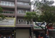 Cho thuê nhà MT Trần Khắc Chân, Q.1, DT: 4.5x22m, 1 trệt, lửng, 2 lầu, giá: 50tr/th