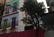 Bán nhà ngõ ô tô Phố Trích Sài 52m, 7 tầng, mặt tiền 4m, giá 10.5 tỷ