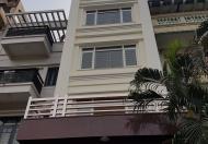 Bán nhà mặt phố Hàm Long 180m x 6 tầng, mặt tiền 6m, giá 110 tỷ.
