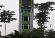 Bán nhà phố Trần Thái Tông, 100m, 10 tầng, thang máy, kinh doanh đa dạng, văn phòng, khách sạn...