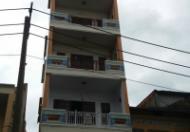$Cho thuê nhà MT Thành Thái, Q.10, DT: 4x20m, trệt, 4 lầu. Giá: 55tr/th