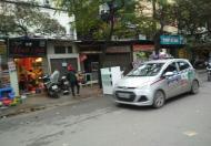 Cho thuê cửa hàng, koit số 13 phố Quỳnh Mai, Hai Bà Trưng, Hà Nội