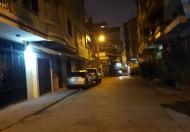 Bán nhà phố Trần Đại Nghĩa, Hai Bà Trưng 100m2, 5 tầng, gara oto. Giá 12.8 tỷ.