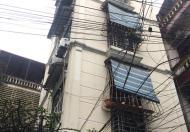 Cho thuê nhà 25tr/tháng, 50mx6 tầng thang máy, Hồ Ba Mẫu, Hg: ĐN