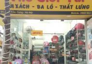 Sang Nhượng Cửa Hàng Túi Xách,Balo Số 120 Trần Cung,Bắc Từ Liêm,Hà Nội