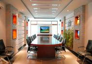 Cho thuê văn phòng đẹp, đủ tiện ích mặt phố Huế, 36m2, 9.3tr/th
