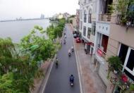 Lô góc biệt thự hồ Tây, vị trí vàng MP Nguyễn Đình Thi, cực hiếm, an ninh đỉnh, 36 tỷ