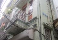 Bán nhà 2,1 tỷ, 34m2, 3 tầng, ngõ 199 Lò Đúc, hướng Đông Nam
