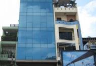 $Cho thuê nhà mới xây MT Trường Sơn, Q.10, DT: 8.5x13m, 1 hầm, 1 trệt, 6 lầu. Giá: T/L