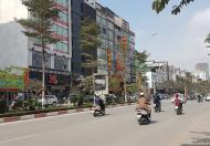 Mặt phố Trần Thái Tông 120m2, 10 tầng, MT 6.5m, giá 50 tỷ, VIP Cầu Giấy, hiếm bán