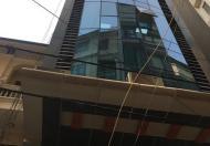 Cho thuê nhà 7 tầng 1 hầm, DT: 70m2, phố Kim Mã