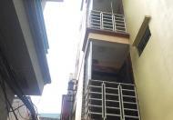 Bán nhà 1,7 tỷ - 25m2, 5 tầng, MT 3.3m, ngõ Văn Hương, hướng Tây Nam
