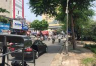 Bán tòa nhà mặt phố Nguyễn Ngọc Vũ, 170m2, mặt tiền 9m, thuận tiện cho thuê, văn phòng, công ty`