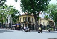 Mặt phố Hàn Thuyên, quận Hai Bà Trưng, nhà to, vỉa hè rộng, mặt tiền lớn, giá cực nhỏ