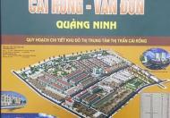 Bán đất nền Vân Đồn dự án KĐT Vương Long gần sân bay. LH 0986 284 034