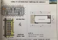 5 suất ngoại giao kiot giá rẻ Thanh Hà B2.1, kiot góc sảnh đường 17m, chỉ 27tr/m2
