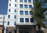 Định cư nước ngoài cần bán tòa nhà MT Út Tịch, P.4, Q.TB, DT: 12.5x20m, 1 hầm, 1 trệt, 8 tầng