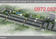 Đầu tư vàng- Đất nền Khu dân cư Đông Tây Phổ Yên- Samsung Thái Nguyên, 0972.052.032