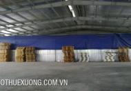 Chính chủ cho thuê nhà xưởng 650m2 tại Thanh Trì, Hà Nội giá rẻ sổ đỏ chính chủ
