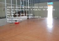 Cho thuê nhà và kho xưởng tại trung tâm TP.Bắc Ninh