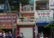 $Cho thuê nhà MT Phan Văn Trị, Q.GV, DT: 4x19m nở hậu 4.5m, trệt, lầu. Giá: 30tr/th