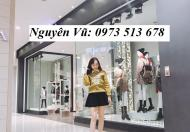 Cho thuê nhà mặt phố Thái Hà 40m2, MT 4m. 0973513678