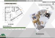 Bán căn hộ chung cư Xuân Mai Complex, quận Hà Đông, 68m2, 2PN, 2WC, 1.1 tỷ