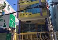 Cho thuê nhà MT đường Ba Cu, Tp Vũng Tàu, dt:7x33m