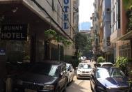 Phân lô ô tô tránh, văn phòng Nguyên Hồng, Đống Đa, 56m2, MT 4.5m, giá 8.9 tỷ
