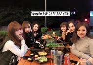 Cho thuê mặt bằng Thanh Xuân- Hà Nội làm nhà hàng vị trí cực đẹp. 2000m2*1.5t, MT 30m. 0973513678