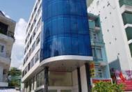 $Cho thuê nhà tòa nhà mới xây MT Âu Cơ, Q.TB, DT: 7x33m NH 10m, hầm, 6 lầu. Giá: T/L