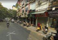 Mặt phố Hàng Da, DT 105 m2, 5 tầng, MT 4.5m, giá 43 tỷ, hiếm, kinh doanh, khách sạn, nhà hàng