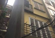 Bán nhà 32m2, 5 tầng, nhà mới ở luôn Trường Chinh, Đống Đa, lô góc, 2,75 tỷ SĐCC