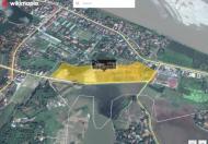 Cơ hội vàng để đầu tư BĐS tại KĐT mới TX Hưng Hóa, Tam Nông, chỉ với 450tr/lô. LH 01699.19.8118