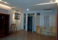 Cho thuê nhà riêng Trung Kính, 52m2 x 6 tầng, MT 5m, ngõ ô tô, có thang máy