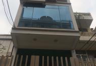 Cho thuê nhà riêng Yên Hòa. 90m2 x 6 tầng, 9PN, có thang máy, gara ô tô