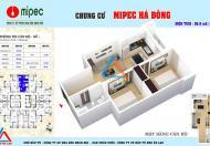 Bán căn hộ chung cư Mipec Hà Đông chỉ từ 870tr/căn, 2PN, LH 0985493416