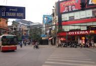 Siêu phẩm mặt phố Lê Thanh Nghị, 40m2, MT 4m, kinh doanh đỉnh, 10 tỷ