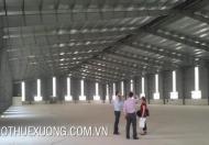 Cho thuê nhà xưởng KCN Đồng Văn 1, Hà Nam, DT 1010m2