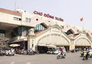 Mặt phố gần ngã ba Hàng Đậu, Hoàn Kiếm, vị trí đẹp, buôn bán tốt, đường hè 15m, giá 13.2 tỷ.