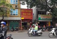 Mặt phố Trần Nhân Tông, DT 75m2, MT 4.2m, giá 25 tỷ, kinh doanh vô địch, gần công viên