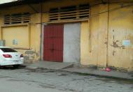 Cho thuê kho xưởng Vĩnh Tuy 200m2 và 450m2 container 40feet vào tận nơi