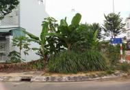 Bán nền biệt thự góc 2 mặt tiền đường khu dân cư Hồng Phát B