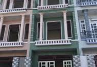 Cho thuê nhà 1 trệt, 2 lầu, mặt tiền đường Huỳnh Khương An, Phường 3