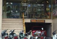 Cho thuê nhà mặt phố VIP tại Xã Đàn - Ô Chợ Dừa DT 110m2 x 9 tầng, mặt tiền 6m ,giá 180 triệu