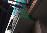 Bán nhà hẻm 341 Cây Trâm, phường 8, quận Gò Vấp, 3,5x7,7m, 1 trệt, 1 lầu, giá 1,95 tỷ